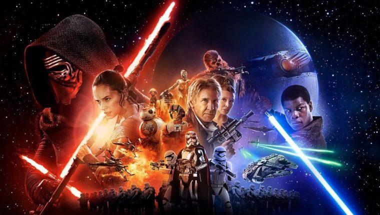 Star Wars: El despertar de la fuerza es una de las cintas que llegará a Netflix en febrero. (Foto Prensa Libre: HemerotecaPL)