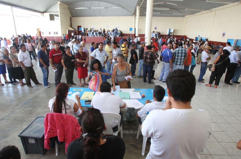 El proceso electoral del 2019 se caracterizará por la aplicación de cambios legales, entre ellos la validez del voto nulo. (Foto Prensa Libre: Hemeroteca PL)