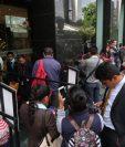 Se espera la participación entre 10 mil y 12 mil candidatos al Festival del Empleo y Emprendimiento de AmCham. (Foto Prensa Libre: Hemeroteca)