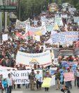 Pueblos indígenas han sido excluidos del sistema político, alegan representantes. (Foto Prensa Libre: Hemeroteca PL)
