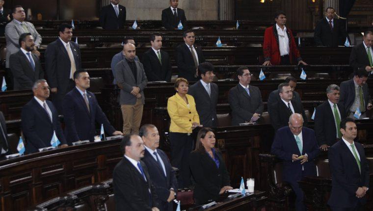 Entra en vigencia suspensión de los decretos que contenían las reformas al Código Penal a favor de la impunidad. (Foto Prensa Libre: Hemeroteca PL)
