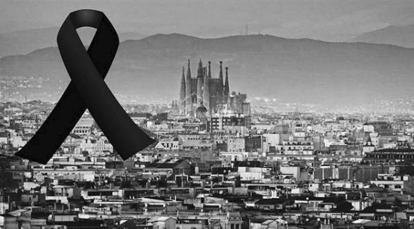 Messi, Cristiano, Suárez y Neymar se unen al dolor por el atentado en Barcelona