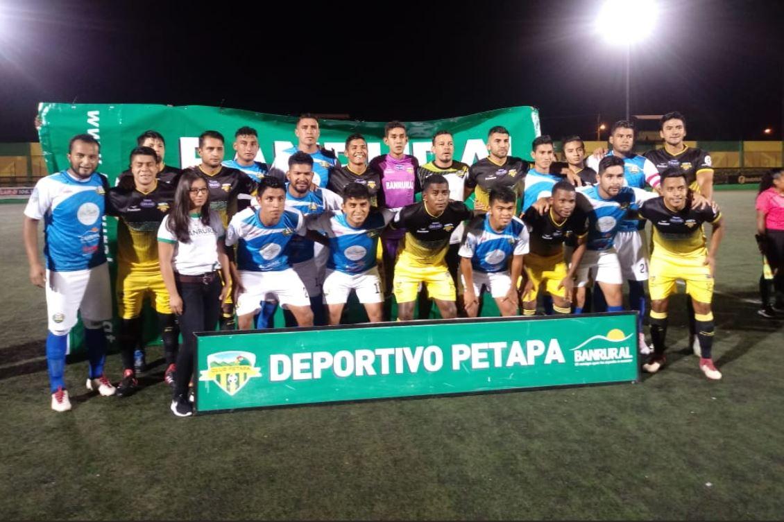 Deportivo Petapa es apoyado a penas por 76 aficionados contra Chiantla