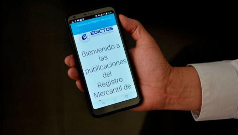 El Registro Mercantil apuesta por modernizar y hacer más fáciles sus procesos. (Foto Prensa Libre: Mineco)