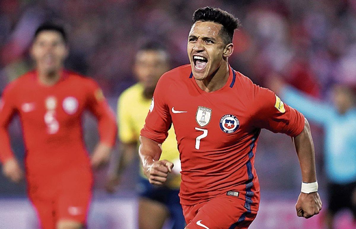 Alexis Sánchez vuelve a la Selección de Chile después de siete meses