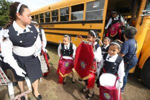 Deportados de EE. UU. llegan a Guatemala
