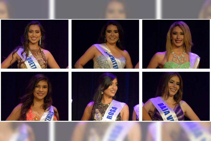 Candidatas a Miss Guatemala US 2017 derrochan belleza y elegancia en la pasarela