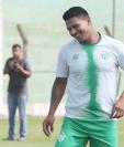 Alejandro Galindo es uno de los jugadores determinantes en el equipo de Mauricio Tapia. (Foto Prensa Libre: Edwin Fajardo)