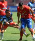Cristian Jiménez es el subcapitán de Municipal, una lesión no dejó fuera de la titularidad. (Foto Prensa Libre: Hemeroteca PL)