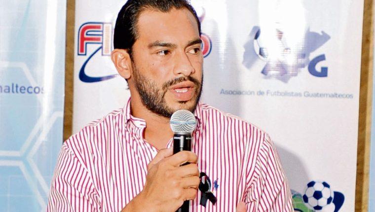 El exdelantero Carlos Ruiz espera llegar a la presidencia de la Fedefut en el 2019. Foto Hemeroteca PL).