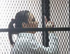 Roxana Baldetti es juzgada junto a otras 12 personas por el fraude en el proyecto de limpieza del lago de Amatitlán. (Foto Prensa Libre: Hemeroteca PL)