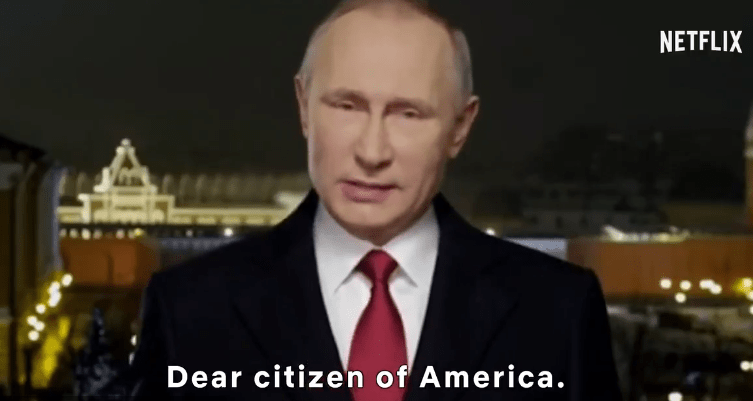 """Putin y Trump son protagonistas en """"Black Mirror"""""""