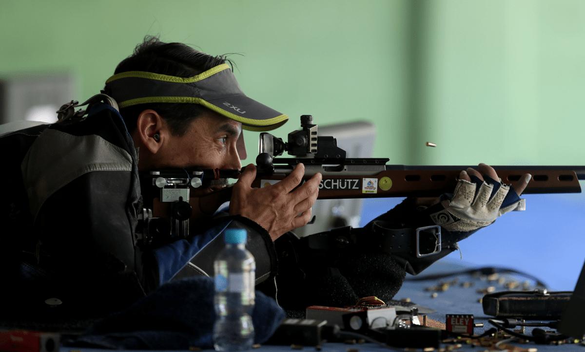 Octavio Sandoval, el coleccionista de medallas, suma 22 preseas en los Juegos Centroamericanos y del Caribe