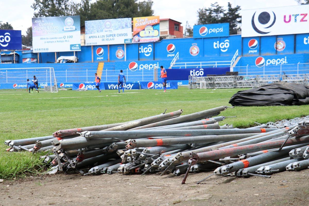 Xelajú MC alquilará de nuevo el estadio Mario Camposeco para concierto