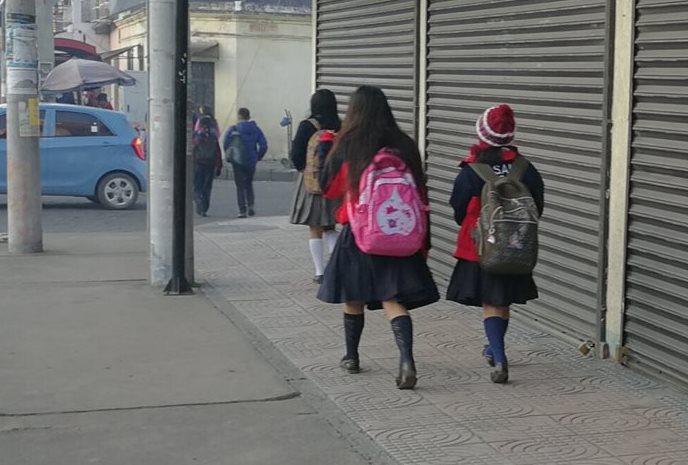 Los cobros indebidos en establecimientos públicos, privados y por cooperativa pueden hacerse en el Mineduc y en la Diaco. (Foto Prensa Libre: Hemeroteca PL)