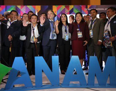Edwin Escobar, quien ha presidido  la Anam durante los dos ultimos periodos (2016-2018 y 2018-2020), entregará el cargo el 25 de enero.  (Foto Prensa Libre: Hemeroteca PL)