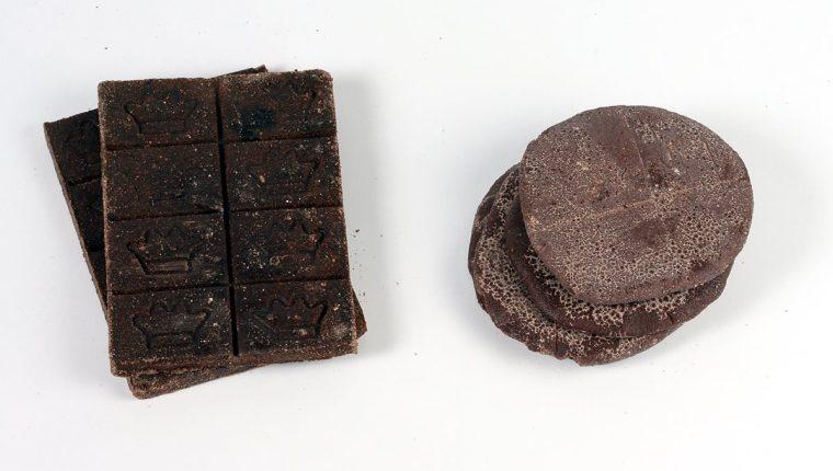 El proceso de elaboración del chocolate de Mixco fue declarado Patrimonio Intangible. (Foto Hemeroteca PL)