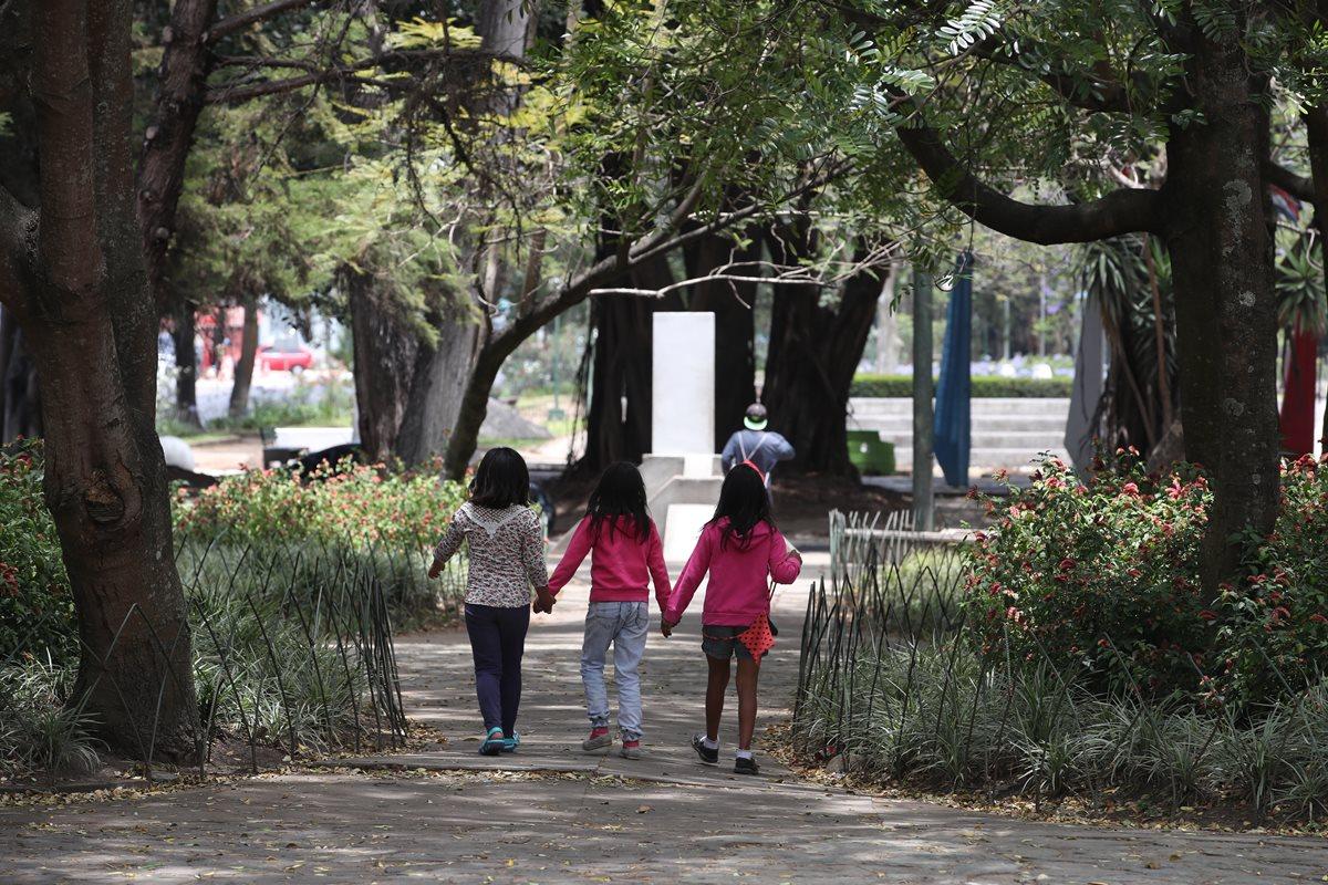 Qué zonas de la capital tienen más parques y cómo estas mejoran la calidad de vida