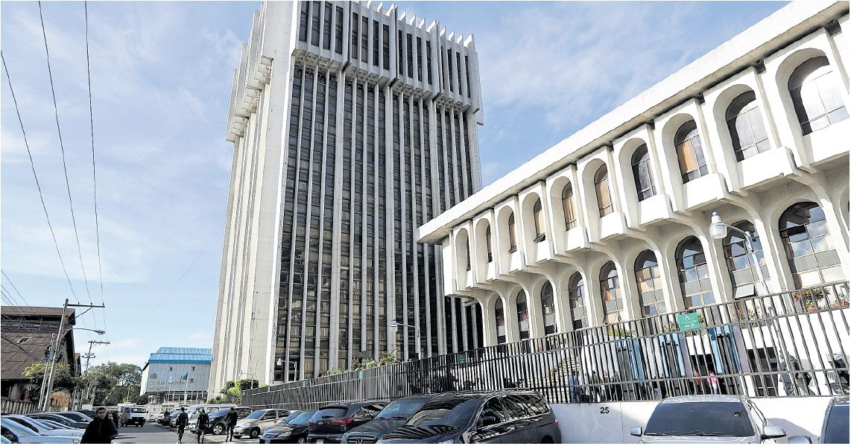 El juzgado de Ejecución ubicado en la Torre de Tribunales es uno de los que más recibe solicitudades de libertad. (Foto Prensa Libre: Hemeroteca PL)