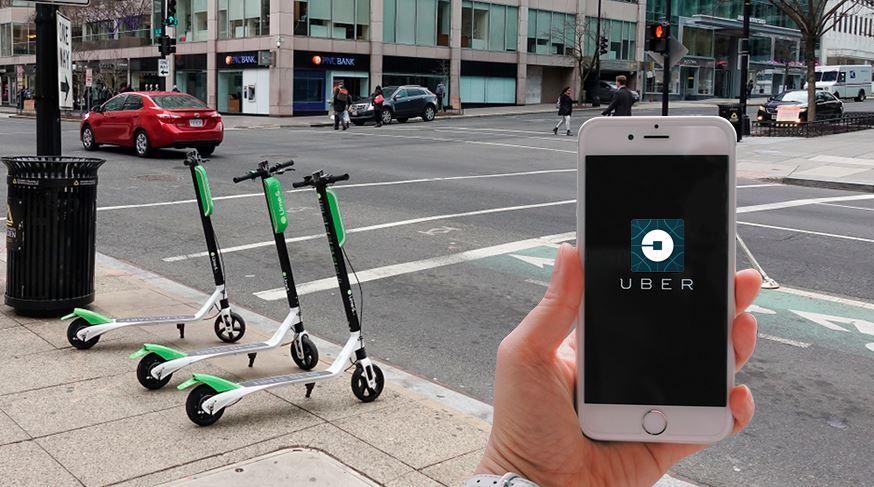 La empresa Uber anunció su inversión en Lime con el objetivo de ofrecer un modo no convencional de transporte. (Foto Prensa Libre: Shutterstock)