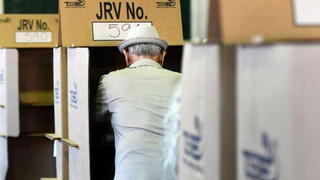 El Salvador será el primero de los países latinoamericanos en acudir a las urnas en 2019. AFP