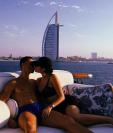 Cristiano Ronaldo y Georgina disfrutan sus últimos momentos del 2018 en Dubái. (Foto Prensa Libre: Instragam)