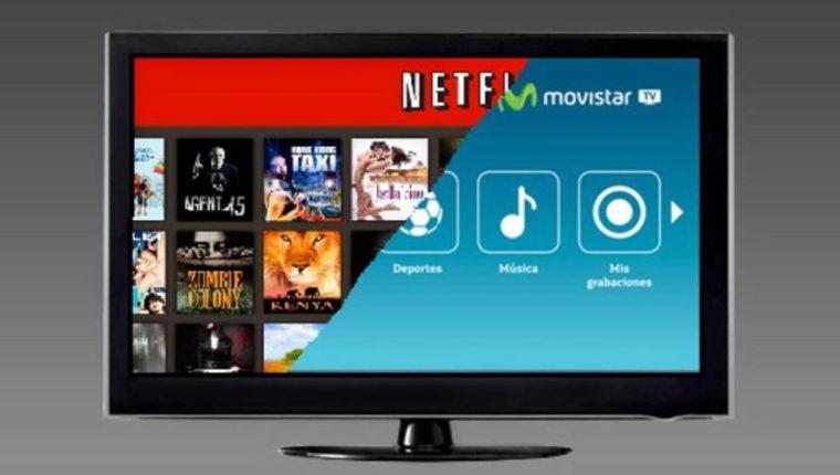 El acuerdo entre Telefónica y Netflix llega después de varios meses de negociación entre las dos compañías para integrar los contenidos audiovisuales. (Foto Prensa Libre: www.hobbyconsolas.com)