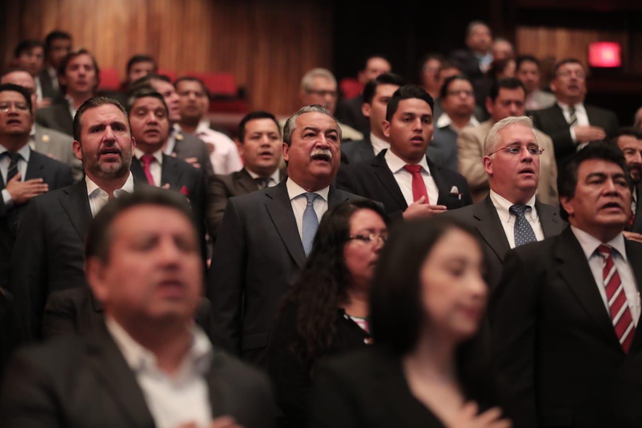 Los partidos tienen hasta el 17 de marzo para inscribir candidatos. (Foto Prensa Libre: Juan Diego González)