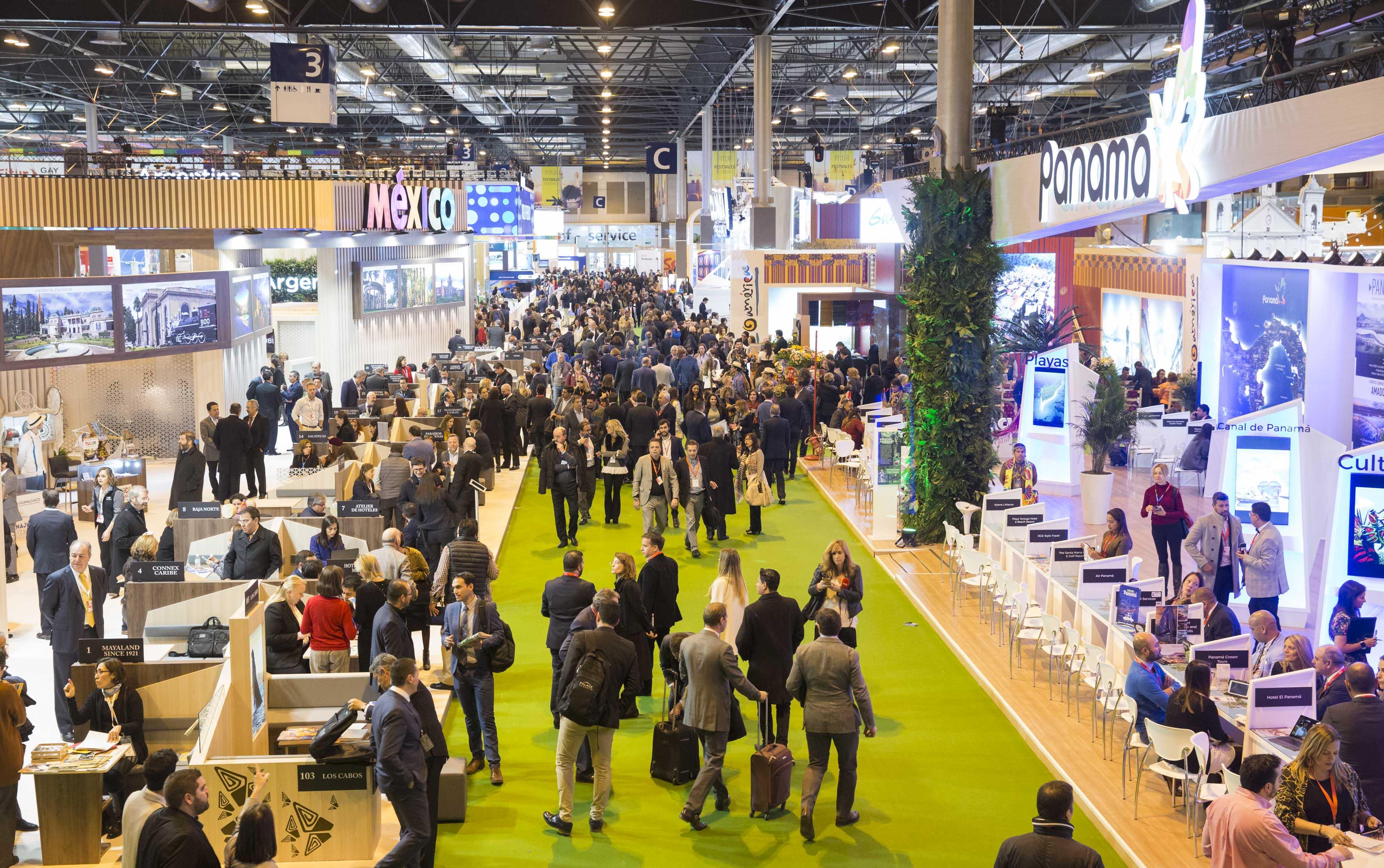 El gran evento internacional del turismo que organiza IFEMA se celebrara del 23 al 27 de enero de 2019 en Feria de Madrid  (Foto Prensa Libre: Hemeroteca)