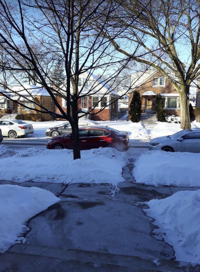 Las temperaturas llegan hasta los 45 grados centígrados bajo cero. (Foto: Débora Girón)