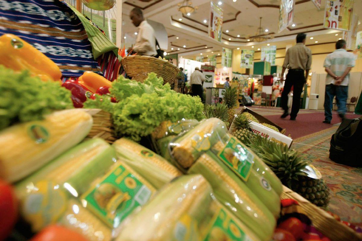 La Feria Fruit Logística es la feria internacional más importante a nivel mundial dedicada al mercadeo de frutas y hortalizas frescas.  (Foto Prensa Libre: Hemeroteca)