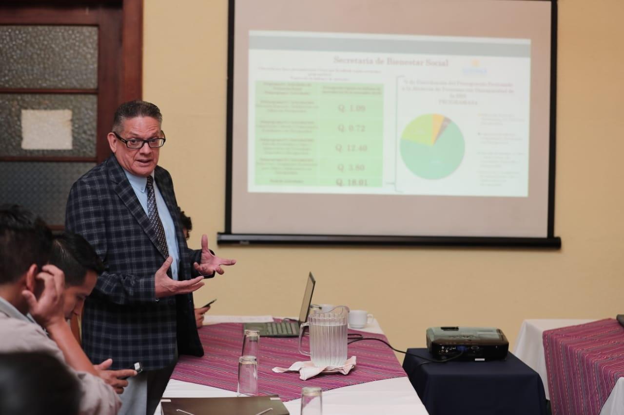 Los resultados del Observatorio para el cumplimiento de los derechos de las personas con discapacidad evidencia la poca inversión del estado para la población con discapacidad. (Foto Prensa Libre: Juan Diego González)