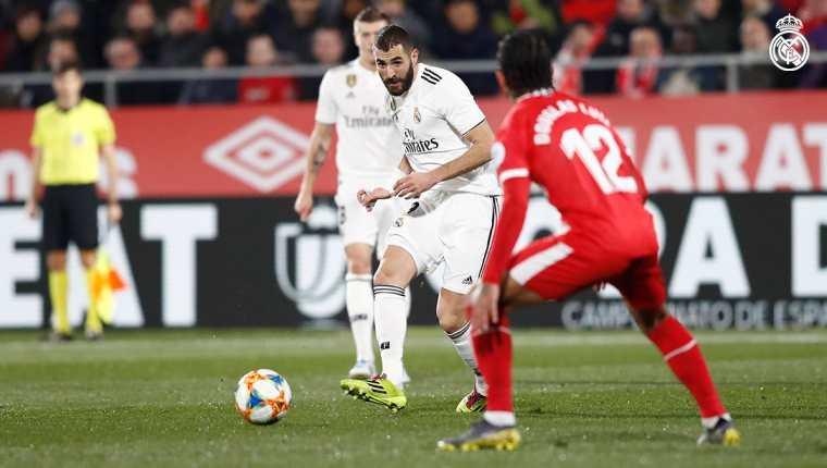Karim Benzema tuvo otro partido soñado con el Real Madrid. (Foto Prensa Libre: Real Madrid)
