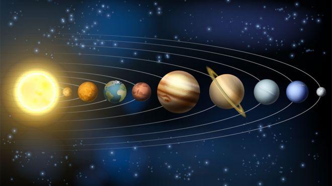 En la escuela aprendemos el orden de los planetas y nos enseñan cuál es nuestro vecino más próximo, pero es probable que ese dato que aprendimos sea incorrecto. (ISTOCK)