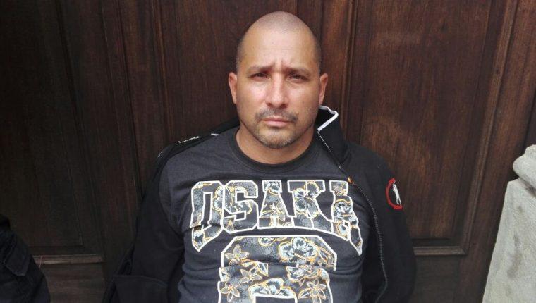 Marlon Monroy Meoño, alias el Fantasma, fue detenido en 2016 en Antigua y ya cumple una condena en EE. UU. (Foto Prensa Libre: Hemeroteca PL)