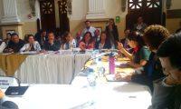 La mesa técnica para discutir el incremento a los médicos fue suspendida. (Foto Prensa Libre: MSPAS)