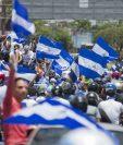 """Según Funides la implementación de reformas fiscales y de la seguridad social, """"de carácter recaudatorio"""", acentuará la contracción económica del país. (Foto Prensa Libre: Hemeroteca)"""