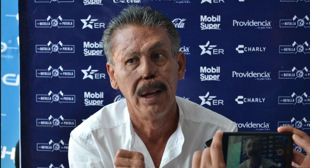 Pablo Larios tuvo complicaciones tras una parálisis intestinal. (Foto Redes).