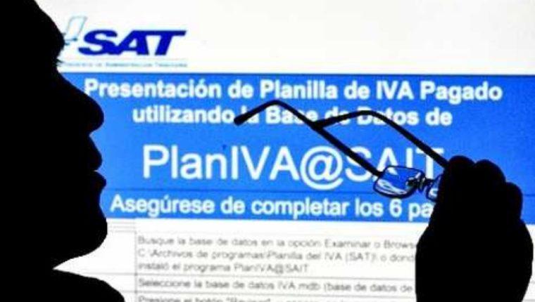 La planilla del IVA es un derecho que poseen los trabajadores asalariados o por dependencia. Este año el plazo para presentarla a la SAT vence el 15 de enero. (Foto, Prensa Libre: Hemeroteca PL).