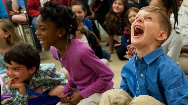 La risa, ¿un remedio infalible? (GETTY IMAGES)
