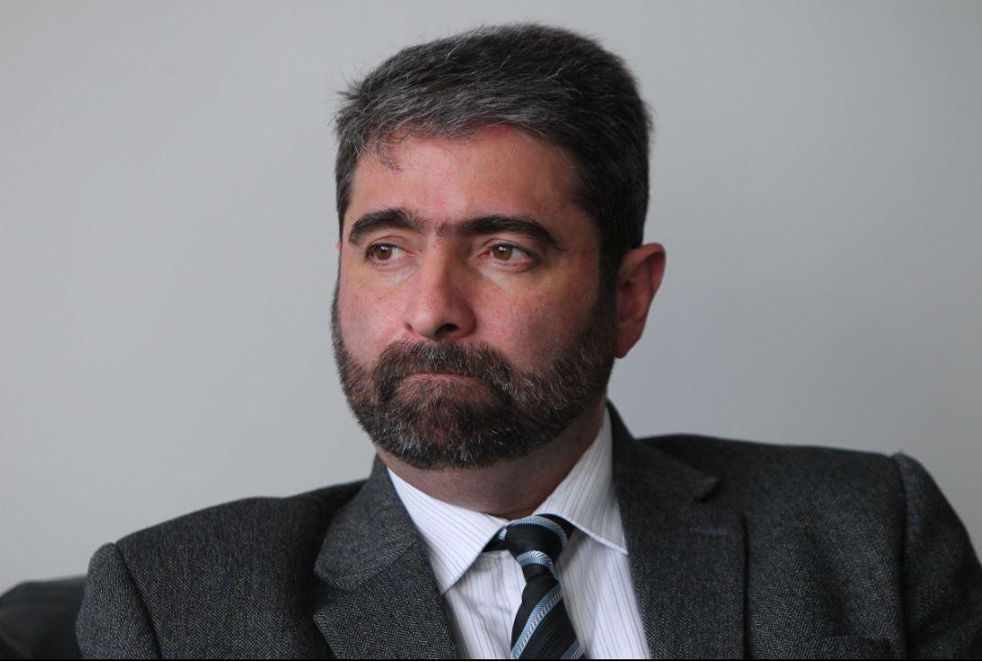 Roberto Ardón, director ejecutivo de Cacif. (Foto Prensa Libre: Hemeroteca PL)
