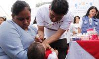 Completar el esquema de vacunas y buenos hábitos de higiene previenen el rotavirus. (Foto Prensa Libre: Hemeroteca PL)
