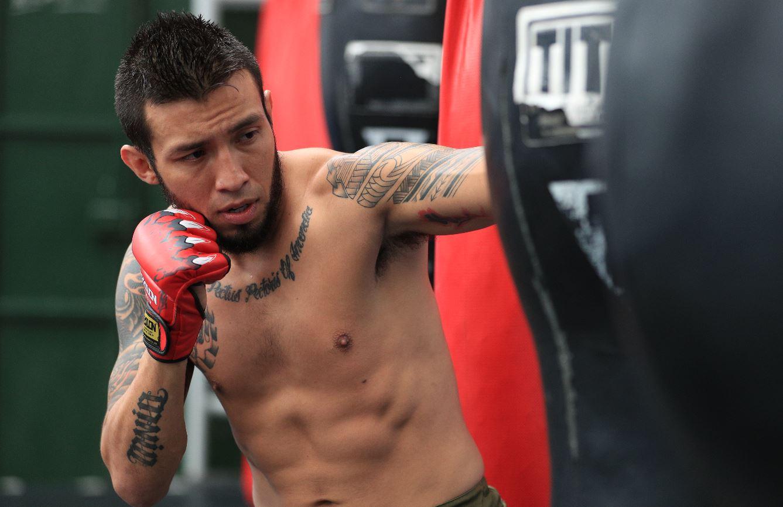 Érick Ruano peleará en marzo en México en la Liga LUX. (Foto Hemeroteca PL).