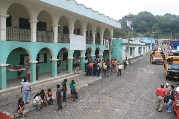 San Miguel Pochuta es uno de los municipios a los cuales se le ajustó la cantidad de lugares poblados. (Foto Prensa Libre: Hemeroteca PL)