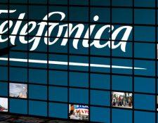 El pasado martes Telefónica reconoció en un comunicado enviado a la CNMV que estaba negociando la venta de sus activos en Centroamérica. (Foto Prensa Libre: Hemeroteca)