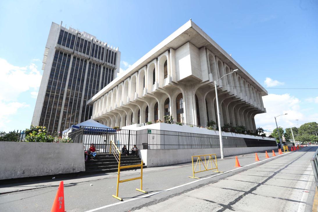 Las personas detenidas serán presentadas ante un juez en las próximas horas. (Foto Prensa Libre: Hemeroteca PL)