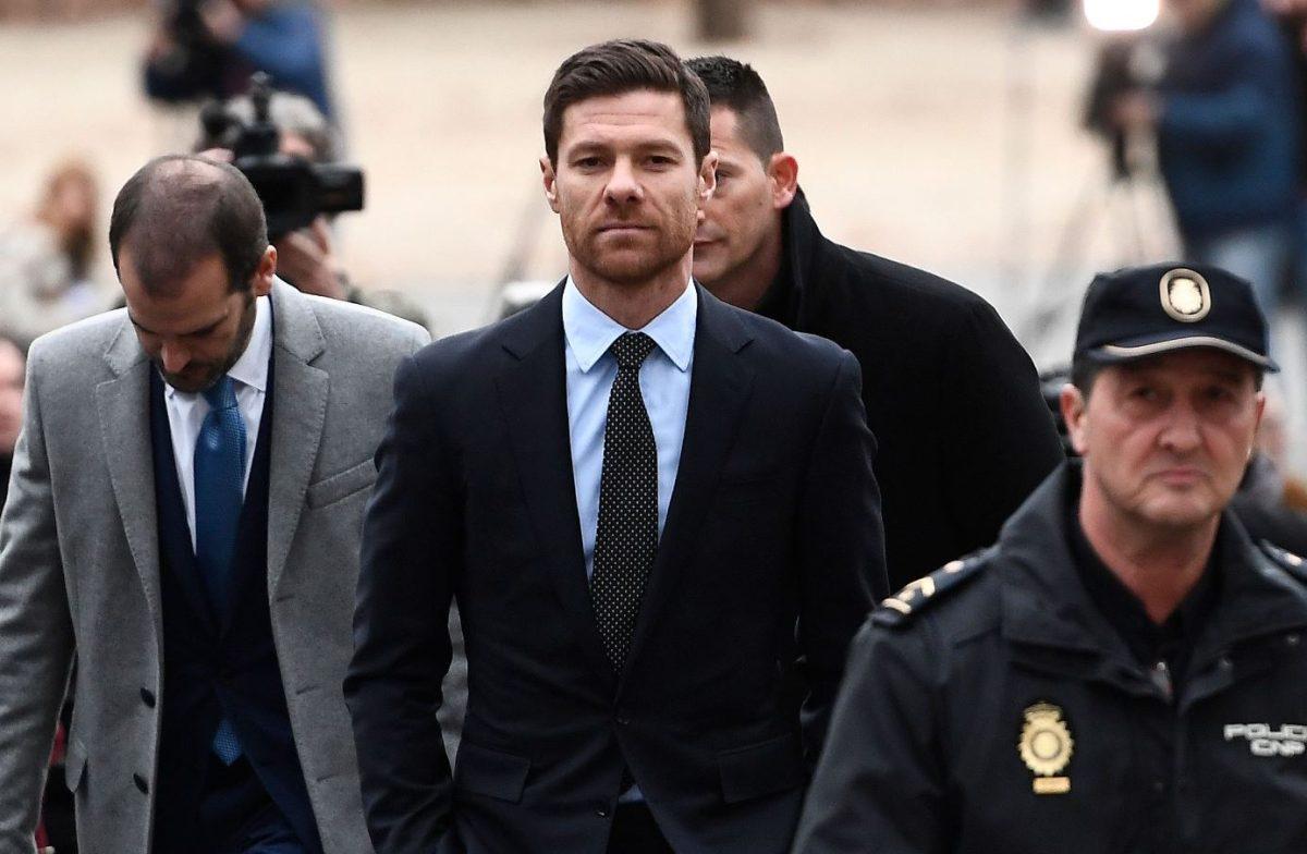 Xabi Alonso en el ojo de la fiscalía por otra querella del pago de impuestos
