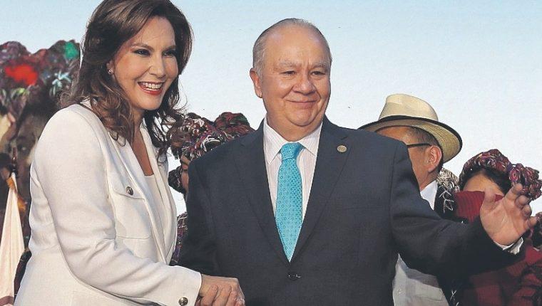 El Tribunal Supremo Electoral rechazó la solicitud de inscripción de Zury Ríos, nominada por el partido Valor. (Foto Prensa Libre: Hemeroteca PL)