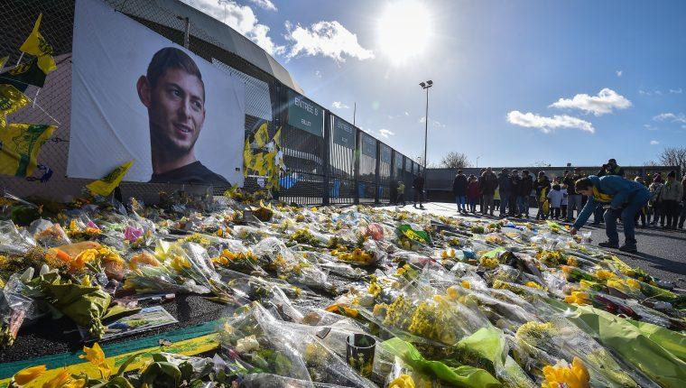 El Nantes y el Cardiff tendrán una disputa legal por el traspaso de Emiliano Sala. (Foto Prensa Libre: AFP)