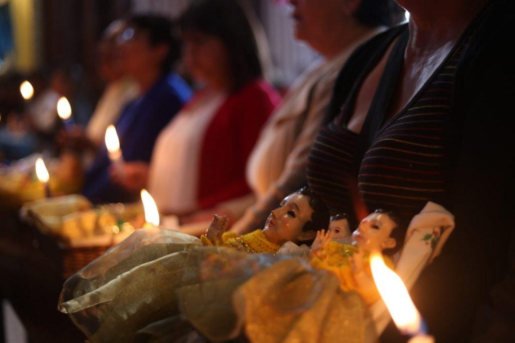 Durante el día se bendecirá a las imágenes en las misas de 8, 11, 16 y 18 horas.